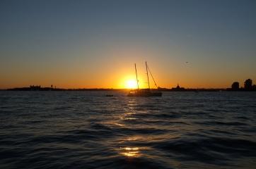 Westside Sunset