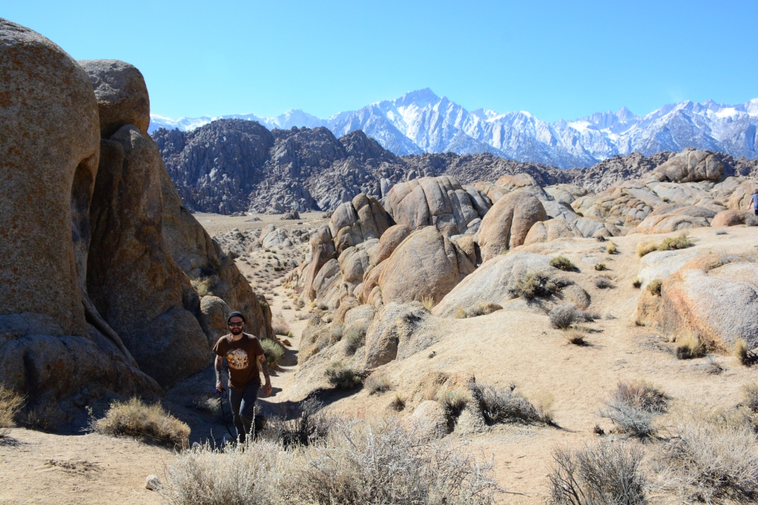 hiking, mount whitney